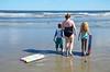 Sue & The Kids On The Beach (Joe Shlabotnik) Tags: beach july2017 higginsbeach boogieboard violet 2017 maine sue everett ocean proudparents afsdxvrzoomnikkor18105mmf3556ged