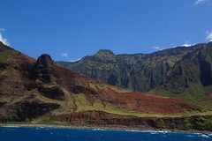 231  Boottocht Na Pali Coast (Gé Nielissen) Tags: 2017 verenigdestaten hawaii kauai napalicoast