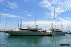 Mallorca '15 - Palma - 01 - Jachthafen 06 (Stappi70) Tags: urlaub spanien schiffe palmademallorca palma marina mallorca jachthafen boote e