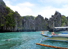 Best island in the World (jmendozza) Tags: philippines n7w new 7 wonders nature ocean blue beautiful manila ppur underground river