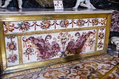 El Transparente mesa de altar de marmol de Carrara Girola Catedral de Toledo 01 (Rafael Gomez - http://micamara.es) Tags: el transparente mesa de altar marmol carrara girola catedral toledo