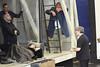 Michael Fabiano, Florian Sempey, Luca Tittoto, Nicole Car and Antonio Pappano in rehearsal for La bohème,  The Royal Opera Season 2017/18 © ROH 2017. Photograph by Catherine Ashmore. (Royal Opera House Covent Garden) Tags: laboheme