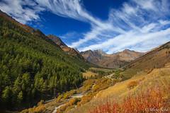 Autumn in my mountains... (Silvio Sola) Tags: mountains landscape autumn autunno paesaggio montagna colori colors vallevaraita