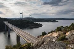 Two out of three (Per-Karlsson) Tags: tjörn tjorn tjörnbron bridge bridges sweden swedishwestcoast bohuslän bohuslan sea island landscape