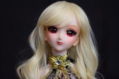 Kei (Lumiel's Dream) Tags: dollfie dream dd dolfiedream vinyl volks doll anime custom kei lumiel ddh 7 ddh07 sexy blonde bjd