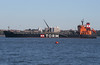 TORM REPUBLICAN in New York, USA. September, 2017 (Tom Turner - NYC) Tags: torm tormrepublican tanker vessel anchored anchorage stapleton bay channel waterway orange tomturner statenisland nyc usa unitedstates newyork bigapple marine maritime pony port harbor harbour transport transportation