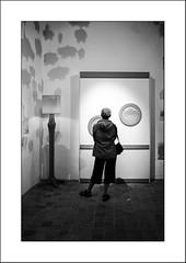 Dubitative... (Panafloma) Tags: 2017 architecturebatimentsmonuments artetculture bandw bw bretagne catégorieprojet détailsarchitecturaux famille géographie nadine nadinebauduin natureetpaysages personnes ploëzal techniquephoto végétaux blackandwhite chateaudelarochejagu exposition luminaire moutons noiretblanc noiretblancfrance personne province streetphoto france fr