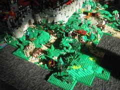 HRO_IV_Burg2iii (Zeï'Cygaïn) Tags: lego classic castle puzzling scapes spielidee rostock 2017 defile