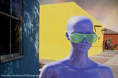 Barrio Historico, Tucson Az (mcleod.robbie) Tags: color artistic arizona fun furnancefashionedphotography yellow purple public neighborhood historic