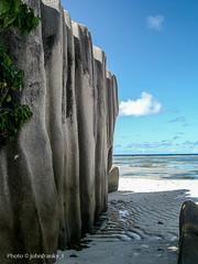 Seychelles Islands (johnfranky_t) Tags: seychelles island seicelle isole johnfranky t oceano indiano mare nuvole sabbia bianca bassa marea