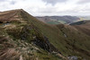 Looking forward from Moel Synch, with the true Summit of Cadair Berwyn in sight (Jen Ma) Tags: wales north uk powys national country park hike climb walk summit cadair berwyn peak range northeast top craig uchaf highest point moel synch