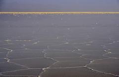 AFAR ASSALE SALT LAKE 392m (opaxir) Tags: afar ethiopia asale saltlake salt karum lake flickrtravelaward