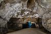 La dune et le portail rectangulaire - Grotte des Cavottes (25) - France (Romain VENOT) Tags: cavottes ordons grottes cavités spéléologie spéléo gouffres doubs franchecomté france montrondlechateau caving caves nikon d5300 tokina