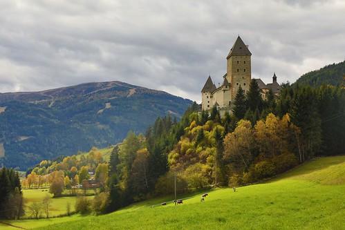 Schloss Moosham, Voidersdorf
