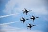 2017 JSOH Airshow (21) (maskirovka77) Tags: 2017 corsair f16s geicoskytypers jsoh jointserviceopenhouse thunderbirds aerobatics airshow heritageflight stuntflyers jointbaseandrews maryland unitedstates us