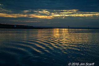 Sunrise in Bluff