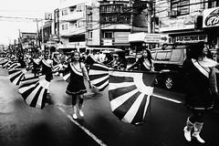 Intramurals (Meljoe San Diego) Tags: meljoesandiego fuji fujifilm x100f streetphotography street candid parade monochrome philippines