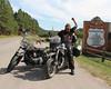 Iron Mountain Road SD 2017 Matt (Preita) Tags: blackhills southdakota sd touring motorcycletouring buell harley s ironmountainroad