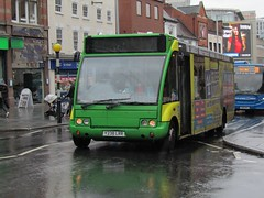 Nottingham - 238 - Y238LRR - Nottingham-City-Transport20170192 (Rapidsnap (Gary Mitchelhill)) Tags: nottinghamcitytransport nottingham