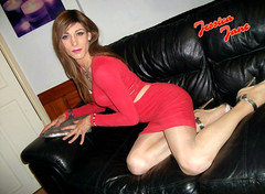 Red River (jessicajane9) Tags: tg trans cd xdress feminised tgurl crossdress tv transvestite crossdressing transgender lgbt m2f tgirl