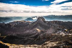 Swiss alps (potto1982) Tags: nikon landschaft europa nature switzerland berge berg landscape swiss natur sigma landschaftsbild wolke alps 2017 wandern mountains schweiz cloud hiking alpen sky nikond810 himmel europe d810 mountain schwende appenzellinnerrhoden ch