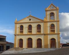 Serra de São Bento - Igreja Matriz São Bento Abade (Sergio Falcetti) Tags: brasil cidade igreja riograndedonorte rn serradesãobento viagem