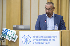 12143j0052 (FAO News) Tags: rome italy fao headquarters conference directorgeneral sideevent redroom