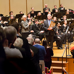 "<b>Homecoming Concert</b><br/> The 2017 Homecoming Concert, featuring performances from Concert Band, Nordic Choir, and Symphony Orchestra. Sunday, October 8, 2017. Photo by Nathan Riley.<a href=""//farm5.static.flickr.com/4489/37046664374_2760bf3793_o.jpg"" title=""High res"">∝</a>"