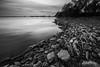 Lakeshore.... (Al_Ram) Tags: photobw bw blancoynegro blackandwhite canon5dmarkii canon1635 lakeshore canonshooter fullframe landscapes longexposure nd filters ndfilters leefilters lee