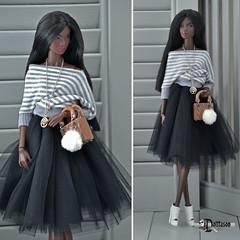 Untitled-8 (Dollfason) Tags: fashionroyalty fashionfordoll fashiondoll fr2 outfit ooak dolloutfit doll clothes collection streetstyle jordan nadja dolls photo