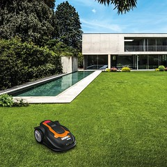 Robotic Lawn Mower (mywowstuff) Tags: gifts gift ideas gadgets geeky products