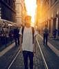 A M B A S S A D O R (Philipp Sarmiento) Tags: philipp sarmiento roma rom lifestyle portait canon 5d travel reisen boy street light sunset