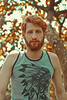 Daniel (TheJennire) Tags: photography fotografia foto photo canon camera camara colours colores cores light luz young tumblr indie teen portrait people boy malemodel 2017 ginger redhead park nature 50mm