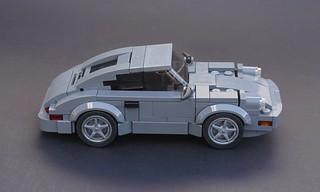 Lego 1989 Porsche 911 Carrera 4 - 01