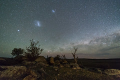 What Clancy saw 16x9 (nightscapades) Tags: act airglow arablerd astronomy astrophotography australiancapitalterritory berridale canberra cooma galacticcore ianwilliams milkyway night nightscapes sky stars