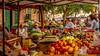 Wochenmarkt in Santanyi (Werner Thorenz) Tags: mallorca santanyi wochenmarkt market weeklymarket obst fruits vegetables