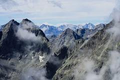 Depuis le Piz Nair (4) (8pl) Tags: neige grisons suisse tourisme panorama roches rochers montagnesbleues mountainscape