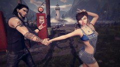 (Löηє W̶ölf) Tags: secondlife sl siblings twins couples scenic male female