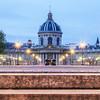 Le pont des Arts et l'Institut de France (Paris) (cl_p) Tags: institutdefrance pontdesarts architecture patrimoine paris