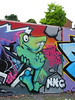 Graffiti at Stockwell 07-16 Tributes to Robbo (4) Detail (geoffKR) Tags: london graffiti robbo