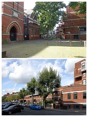 Lillington Garden, Housing, Pimlico, London 1&2 (Iqbal Aalam) Tags: london pimlico councilhousing darbourneanddarke competitionwinner gradeiilisted conservationarea