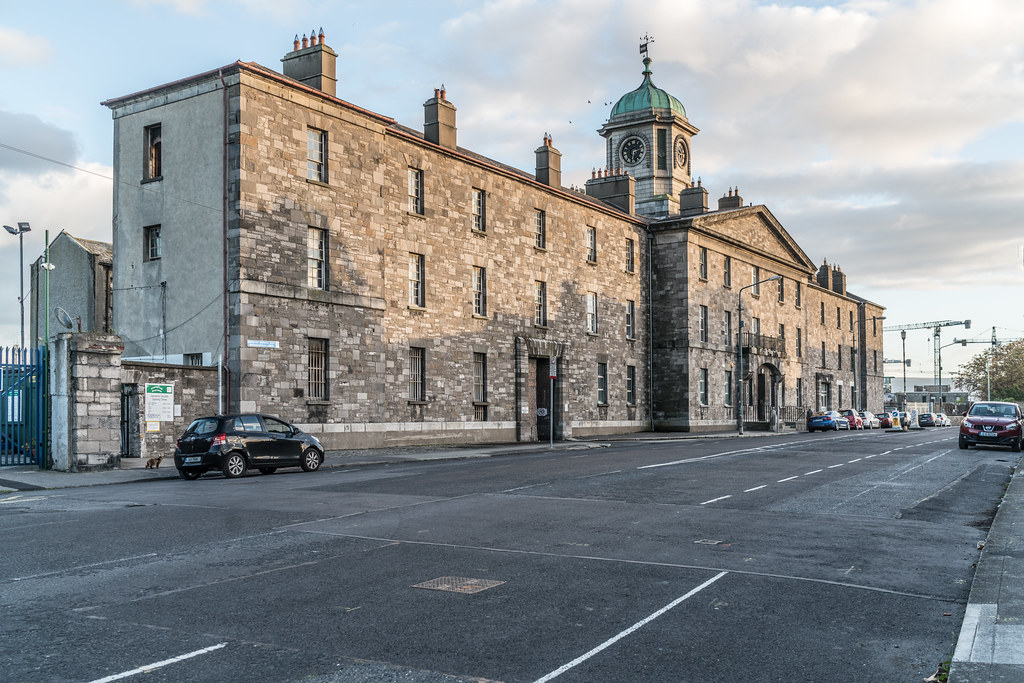VISIT TO THE DIT CAMPUS AND THE GRANGEGORMAN QUARTER [5 OCTOBER 2017]-133175