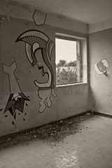 _MG_1314 (daniel.p.dezso) Tags: kalocsa laktanya orosz kalocsai former soviet barrack elhagyatott urbex graffiti