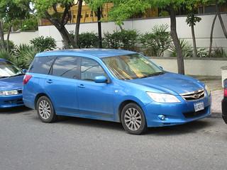 Subaru Exiga (Jamaica)