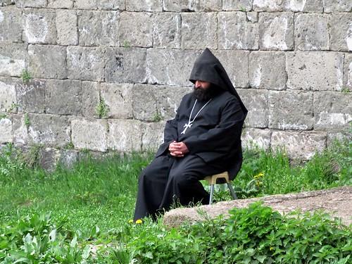 Father Mikael Gevorgian