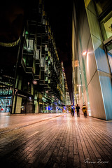 The Night Walk (Mario Rasso) Tags: mariorasso london londres street city cityoflondon nikon d800 urban england