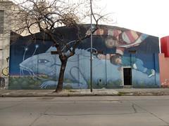 Dream of the dreamers (aestheticsofcrisis) Tags: street art urban intervention streetart urbanart guerillaart graffiti postgraffiti buenos aires bsas argentina la boca barracas