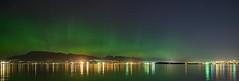 Aurora Borealis over Vancouver BC (photosauraus rex) Tags: northernlights auroraborealis vancouver bc canada