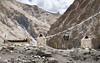 A small mountain pass (nokkie1) Tags: ladakh india markha woman mountainpass mountains hiking buddhism prayerflags