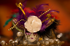 #MacroMondays #Souvenir ((Raffaella@)) Tags: hmm macromondays souvenir macro colors carnival mask home indoor light